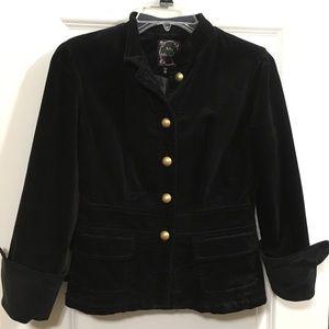 Velvet Jacket Blazer
